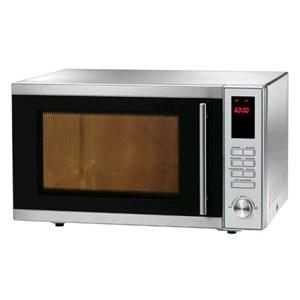 FORNO A MICROONDE inox con grill e comandi digitali - Mod. MF 914 - EASYLINE -FIRMAR