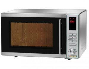 Forno a Microonde inox con convezione, grill e comandi digital MC/2452 EASYLINE FIRMAR