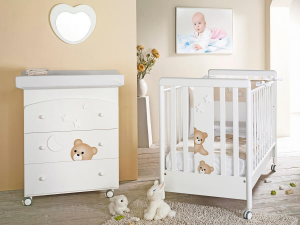 Cameretta coll. Cielo Baby expert