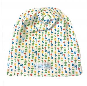 Cappello modello 'lungo' in cotone