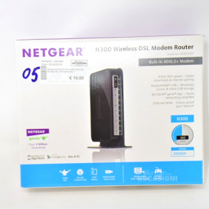 Modem netgear N300 Wireless Dsl Modem Router Dgn2200