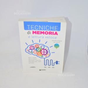Libro Tecniche Di Memoria E Lettura Veloce