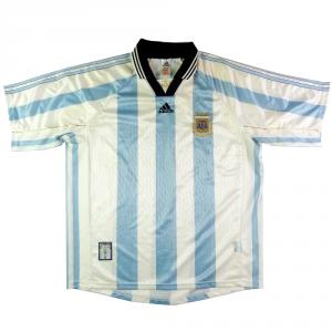 1998-99 Argentina Maglia Home XL (Top)