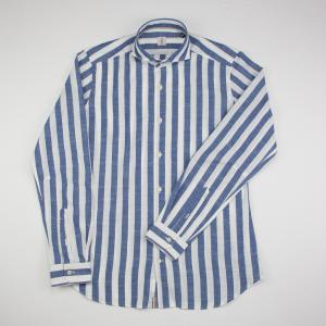 Camicia a righe larghe in cotone Tar Milano