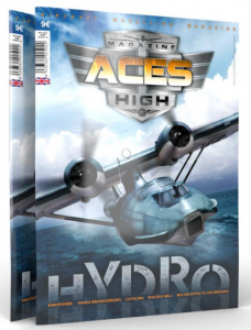 ACES HIGH MAGAZINE ISSUE 12