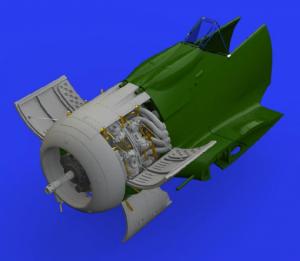 Fw-190A-8 engine