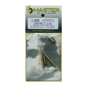 SPITFIRE C WING - HISPANO 20MM CANONS