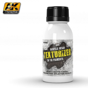 Texturizer Acrylic Resin for Pigments