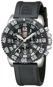 Navy SEAL Steel Colormark Chronograph - 3181