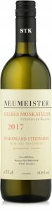 Gelber Muskateller 2017 - Weingut Neumeister