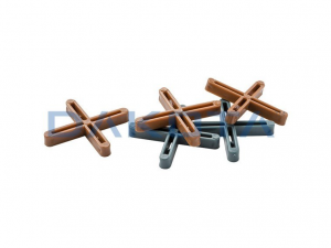 Dakota distanziatore per piastrelle a croce confezione da 200 pezzi