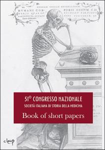 51°  Congresso Nazionale. Società Italiana di Storia della Medicina