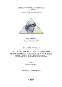Dalla patologia flogistica sinusale al basicranio, evoluzione e prospettive della chirurgia endoscopica