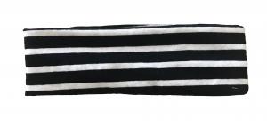 Fascia per i capelli - Bianco&Nero