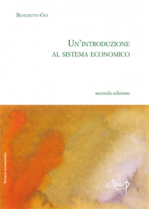 Un´introduzione al sistema economico