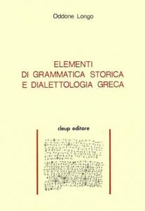 Elementi di grammatica storica e dialettologia greca