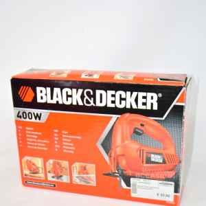 Seghetto Alternativo Black&decker