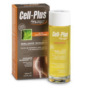 CELL PLUS ALTA DEFINIZIONE OLIO SNELLENTE INTENSIVO 100 ML