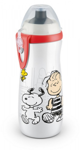 NUK SPORTS CUP SNOOPY PEANUTS 450 ML