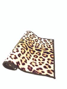 Tappeto  leopardato