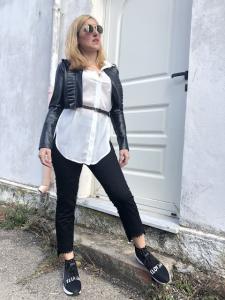 Pantalone Ricamato  Oroblù