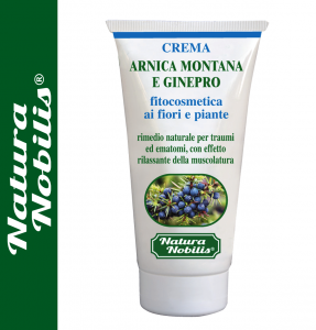 Crema Arnica Montana e Ginepro