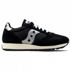 SNEAKERS SAUCONY JAZZ ORIGINAL VINTAGE BLACK/SILVER/WHITE S70368-10