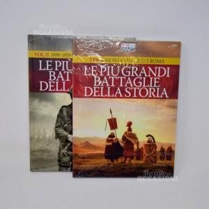 Libro 2 Pezzi La Più Grande Battaglia Della Storia