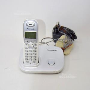 Cordless Bianco Panasonic