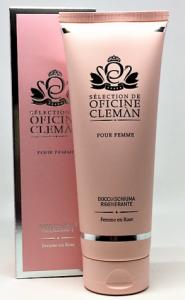 Docciaschiuma Rigenerante 250ml FEMME EN ROSE Oficine Clemàn