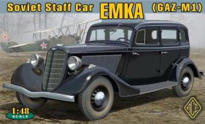 GAZ-M1 'EMKA'