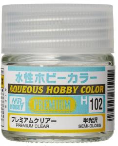 Premium Clear Semi-Gloss 10ml