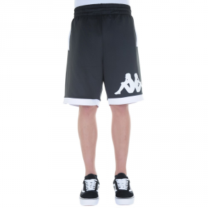KAPPA BERMUDA AUTHENTIC BAYAN MAN BLACK/WHITE 304IDBO 906