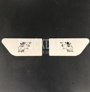 SCANIA Inserti laterali con decorazione Griffin
