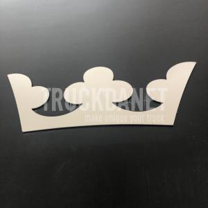 SCANIA Decorazione universale Corona piccola (base 20 cm)