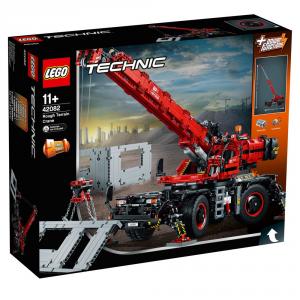 LEGO TECHNIC GRANDE GRU MOBILE 42082