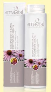 Shampoo fortificante prevenzione caduta 250ml Amavital