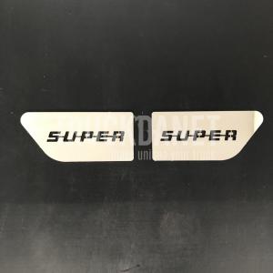 SCANIA Inserti laterali con scritta Super