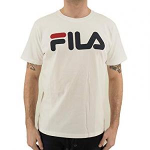T SHIRT FILA BIANCA CON LOGO  39 2022 0100