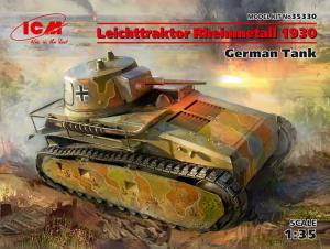 Leichttraktor Rheinmetall 1930