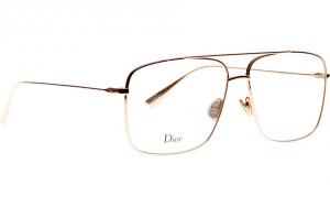 Christian Dior - Occhiale da Vista Donna, Dior Stellaireo 3 DDB 57 Gold Copper