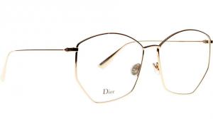 Christian Dior - Occhiale da Vista Donna, Dior Stellaireo 4 J5G Gold