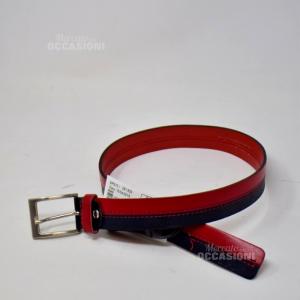 Cintura Ferrari Bambino In Pelle