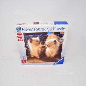 Puzzle Gattini Ravensburger