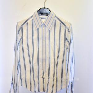 Camicia Donna Dolce Gabbana Righe Tg. M
