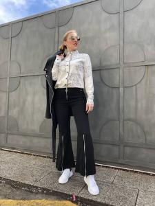 Pantalone Jenè con Zip