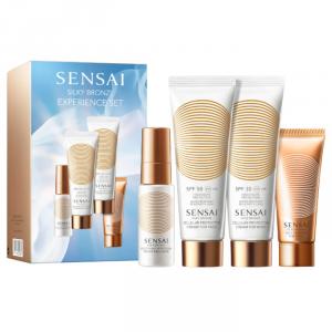 Sensai Silky Bonze Facial Spf50 50ml Set 4 Parti 2019
