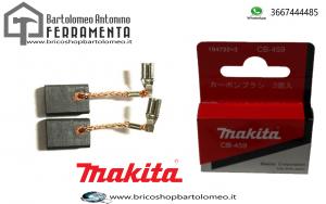 Spazzole Carboncini Ricambio originali Makita CB 459