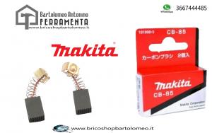 Spazzole Carboncini Ricambio originali Makita CB-85