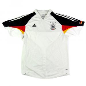 2004-05 GERMANIA MAGLIA HOME L (TOP)